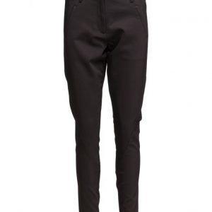 FIVEUNITS Angelie 238 Black Jeggin Pants suorat housut