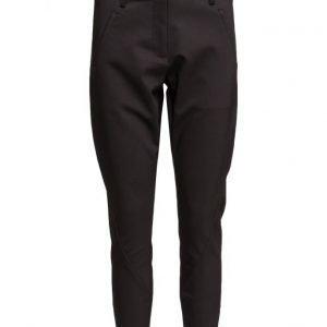 FIVEUNITS Angelie 238 Zip Black Jeggin Pants suorat housut