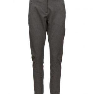 FIVEUNITS Angelie 315 Grey Melange Pants suorat housut