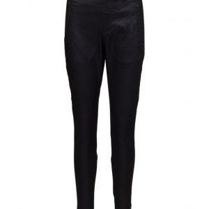 FIVEUNITS Jolie 274 Navy Coated Jeans skinny farkut