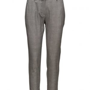 FIVEUNITS Kylie 377 Crop Grey Prince Pants suorat housut