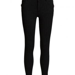 FIVEUNITS Penelope 266 Zip Black Line Jeans skinny farkut