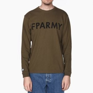FPAR Army Long Sleeve Tee