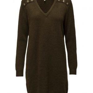 FREE|QUENT Hava-Pu-Button lyhyt mekko