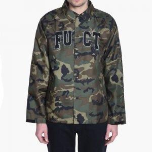 FUCT SSDD Academy Logo Coach Jacket