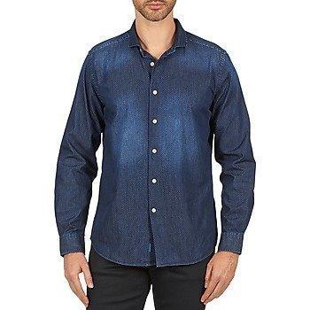 Façonnable CASTIOL pitkähihainen paitapusero