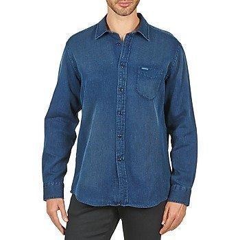 Façonnable PERMALA pitkähihainen paitapusero