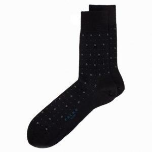 Falke Minidot Tie Sock Sukat Dark Navy