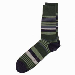 Falke Multistripe Sock Sukat Malachite