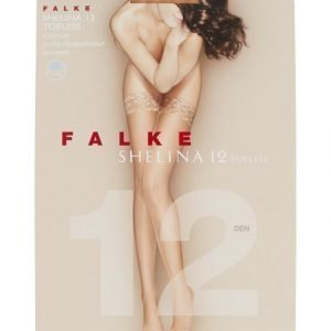 Falke Shelina 12 Den Stay Up Sukat