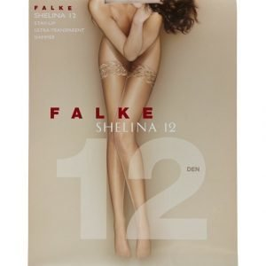 Falke Shelina 12 Den Stay Up Sukat