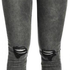 Fashion Victim High Waist Jeans Naisten Farkut