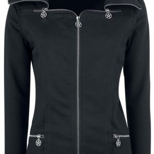 Fashion Victim Sweatjacket Naisten Neuletakki