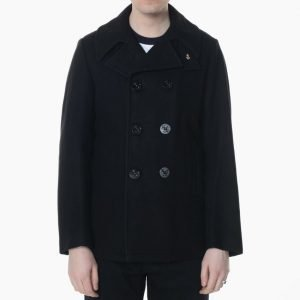 Fidelity Wool Pea Coat