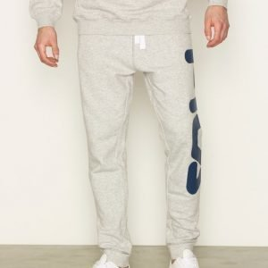 Fila Classic Basic Pants Housut Light Grey Melange