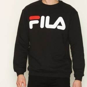 Fila Classic Logo Sweather Pusero Black
