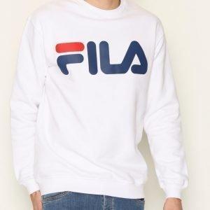 Fila Classic Logo Sweather Pusero Bright White