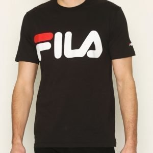 Fila Classic Logo T-Shirt T-paita Black