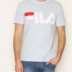 Fila Classic Logo T-Shirt T-paita Sky