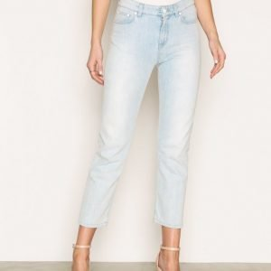 Filippa K Alex Retro Bleached Denim Straight Farkut Denim