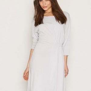 Filippa K Blouson Jersey Dress Loose Fit Mekko Moon