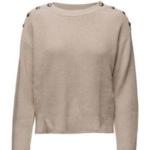 Filippa K Button Rib Pullover neulepusero