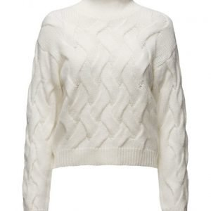 Filippa K Cable Knit poolopaita
