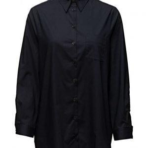 Filippa K Cotton Button Down Shirt pitkähihainen paita