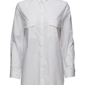 Filippa K Cotton Pocket Shirt pitkähihainen paita