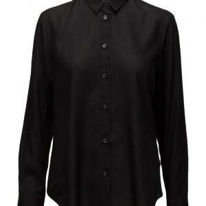 Filippa K Drapey Shirt pitkähihainen paita