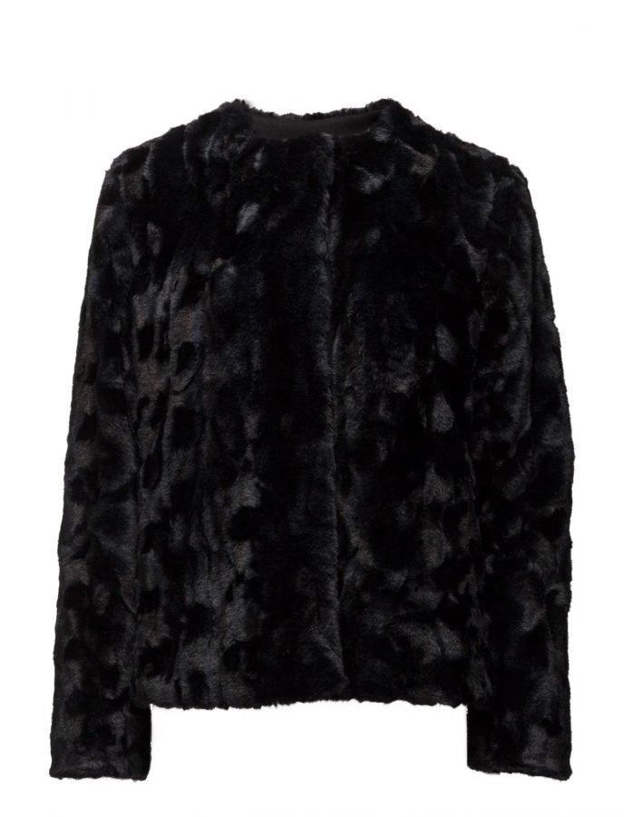 filippa k faux fur jacket