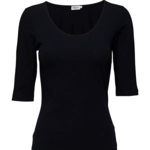 Filippa K Fine Lycra Scoop Top