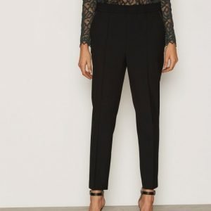 Filippa K Fiona Peg Pants Housut Black