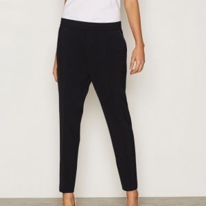 Filippa K Fiona Peg Pants Housut Navy