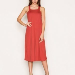 Filippa K Flowy Jersey Dress Maksimekko Spice