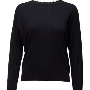 Filippa K Frayed R-Neck Top neulepusero
