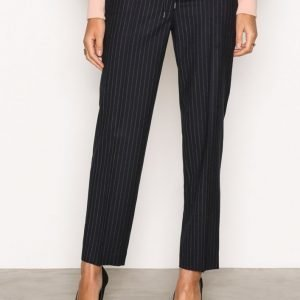 Filippa K Gabe Cropped Pant Housut Navy