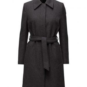 Filippa K Iza Wool Belt Coat villakangastakki