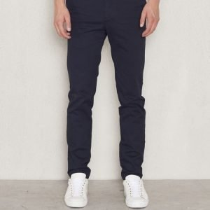 Filippa K Liam Heavy Cotton Chino Navy