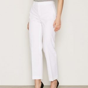 Filippa K Linet Cropped Pants Housut White