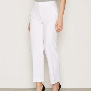 Filippa K Linet Cropped Pants Housut White