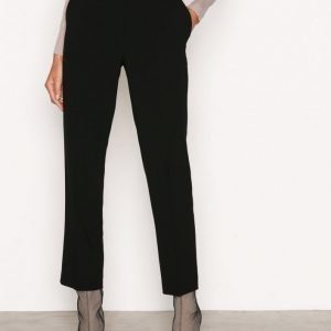 Filippa K Louie Cropped Pant Chinot Black
