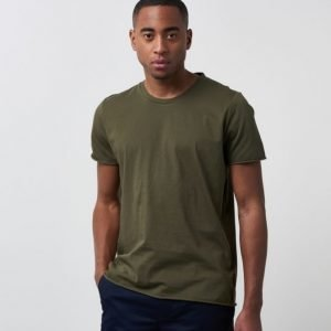 Filippa K Lt. Single Jersey Tee Air Force