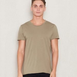 Filippa K Lt. Single Jersey Tee Jade