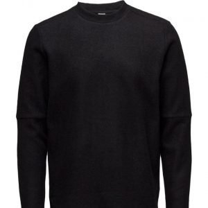 Filippa K M. Boiled Wool Jersey R-Neck svetari
