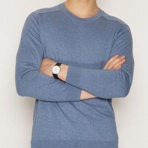 Filippa K M. Cotton Merino Sweater Neulepusero Light Blue