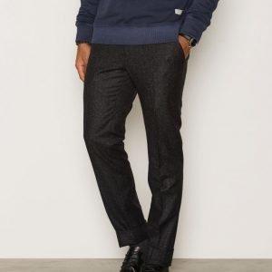 Filippa K M. Liam Suit Slacks Housut Dark Grey