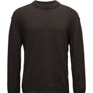 Filippa K M. Organic Cotton/Yak Sweater pyöreäaukkoinen neule