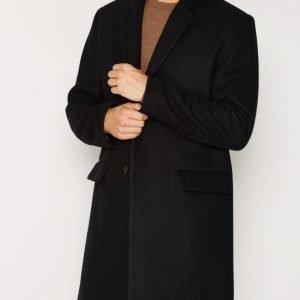 Filippa K M. Ralph Wool Coat Takki Black