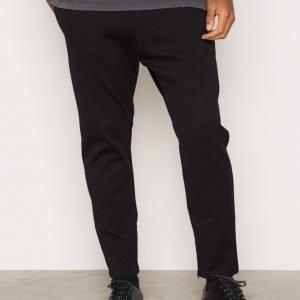 Filippa K M. Sharp Jersey Pants Housut Black